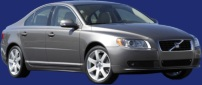 Chauffeur Driven Volvo S80 in London