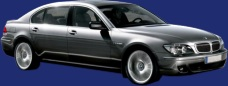 Chauffeur Driven BMW 7 Series in London