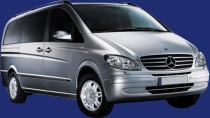 Chauffeur Driven Mercedes Viano in London